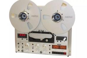 Revox PR99 magnetophone a bande Studer