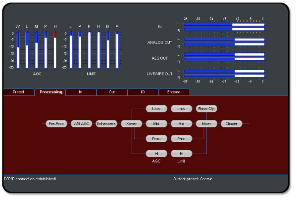 Omnia One Interface