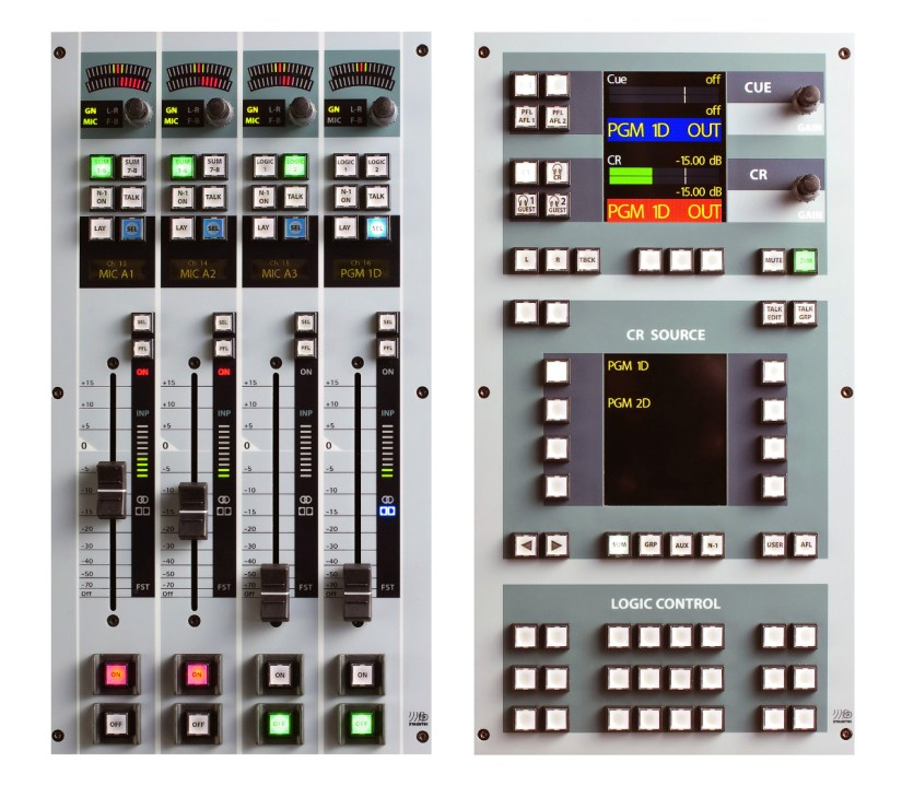 Stagetec on air 24 console numerique radio