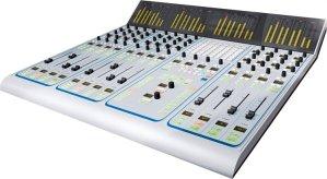 Lawo Sapphire console numerique radio