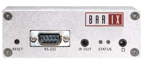 bARIX iNSTREAMER 100 ENCODEUR AUDIO ip TECHNIC2RADIO 2