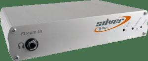 Silver Stream-in encodeur streamer codec