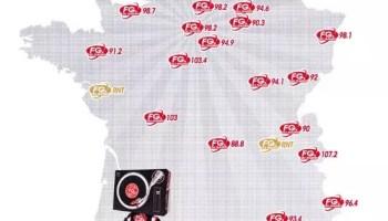 FG Radio Bruxelles Anvers Belgique