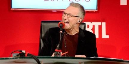Laurent Ruquier - Conférence de rentrée de RTL à Paris. Le 4 septembre 2014