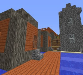 Minecraft: villages and NPC villages to build how to