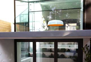 glazing for sustainable homes