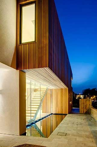 glass for contemporary new builds