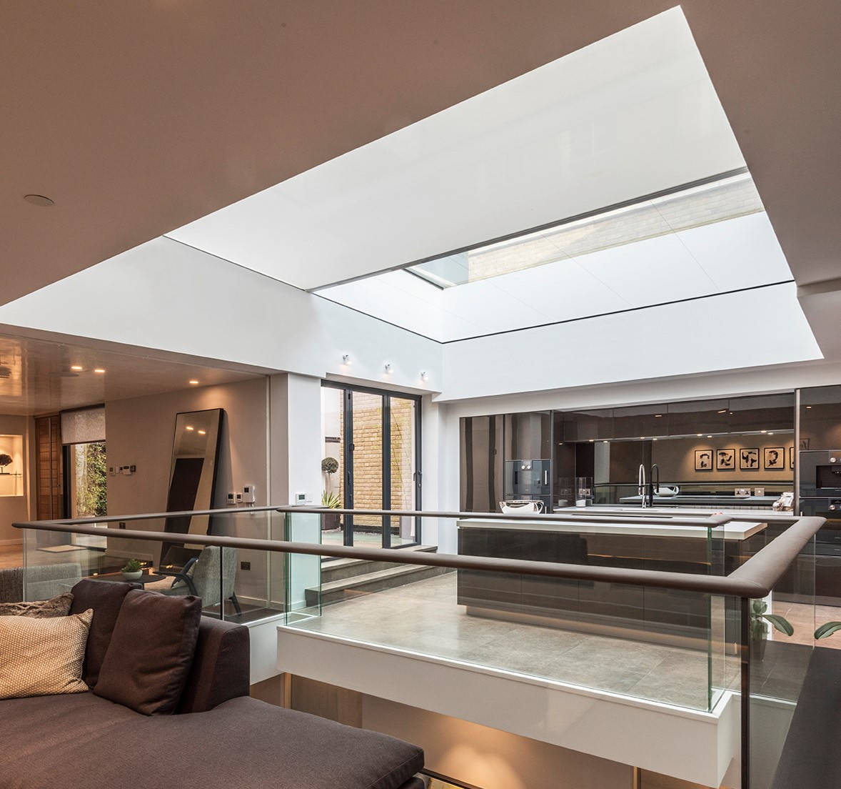 structural skylight box