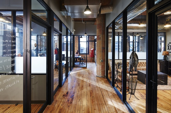 Launch Date For Shared Office Space Industrious Pushed