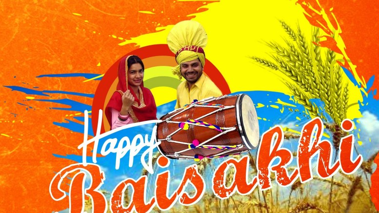 When Is Baisakhi In 2020 Vaisakhi Baisakhi 2020