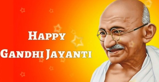 Happy Gandhi Jayanthi images