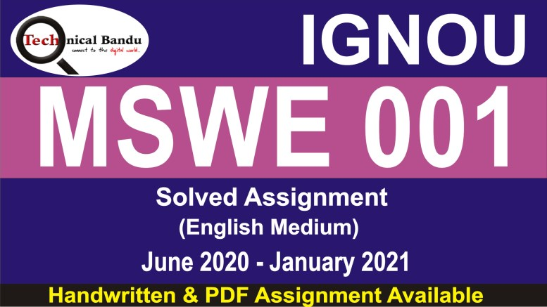 msw solved assignment free download; ignou msw solved assignment 2019-20 in hindi; ignou msw assignment 2020-21 in hindi; ignou assignment 2020-21; ignou msw solved assignment 2020; msw solved assignment in english 2019-20; ignou msw assignment 2019-20 in hindi; msw-001 solved assignment 2012