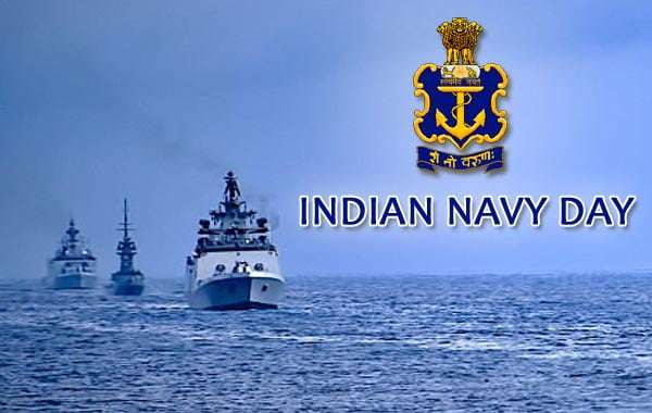 Happy Indian Navy Day 2018 Quotes And Sayings Slogans