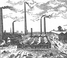 Glasgow. Industrial Revolution