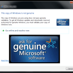 you may be a victim of software counterfeiting windows 7 fix 2018,how to remove message you may be the victim of software counterfeiting,windows 7 victim of software counterfeiting fix,,windows 7 victim of software counterfeiting removal