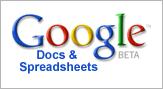Google Docs & Spreadsheets logo