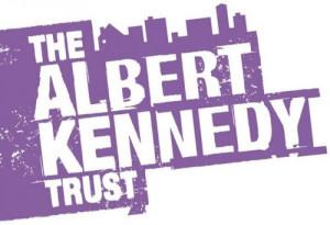 Albert Kennedy Trust logo