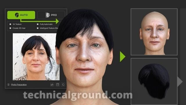 Reallusion Headshot Plug-in For Character Creator - Getintopc