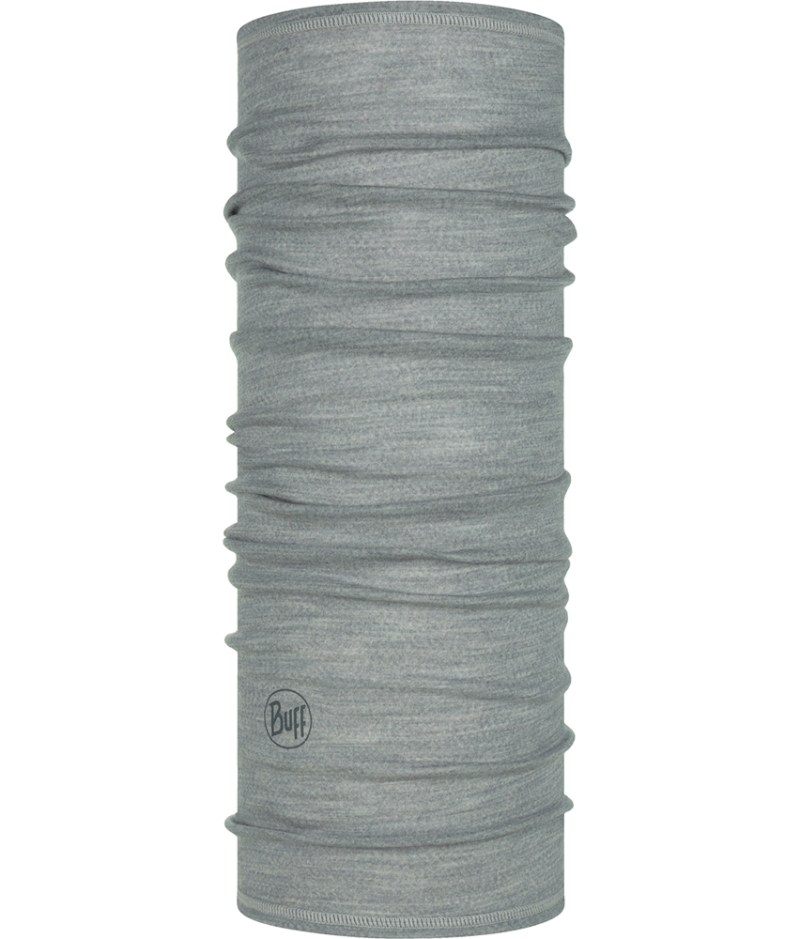 "Studio photo of the Wool BUFF® Design ""Light Grey"". Source: buff.eu"
