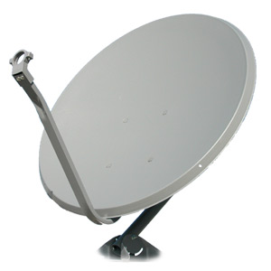 FTA Satellite Dish