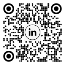 scan code to connect with Madhul on LinkedIn