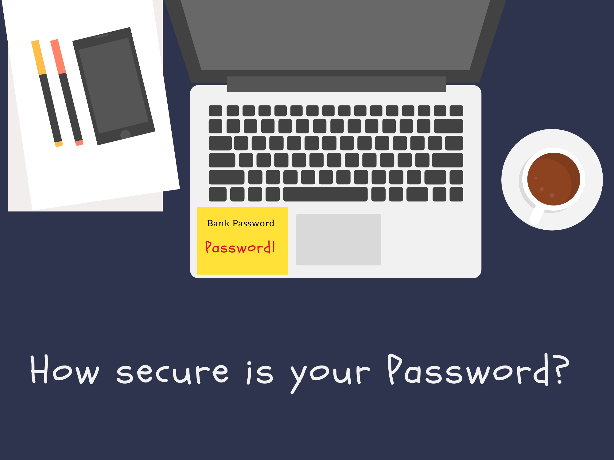 Password Security Manager Header image