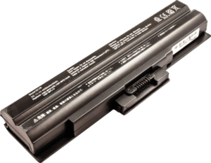 Image of laptop battery