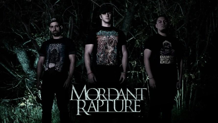 Mordant Rapture band photo