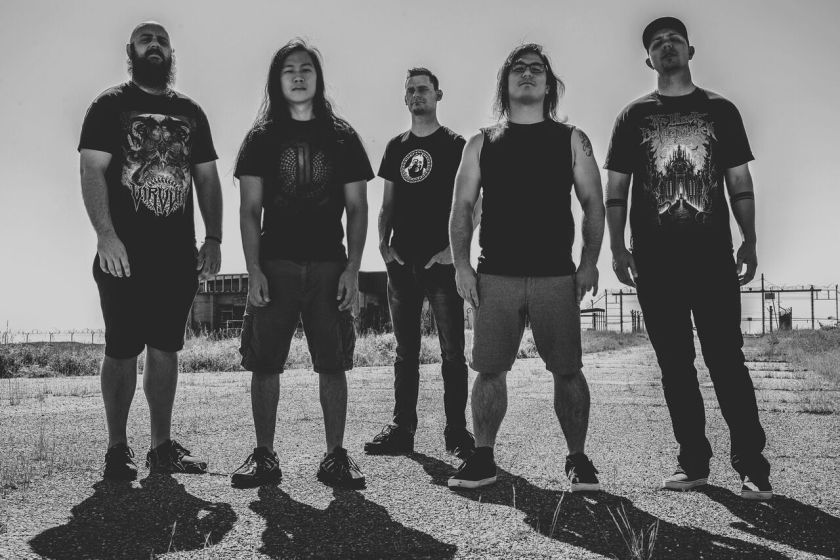 The Odious Construct line up