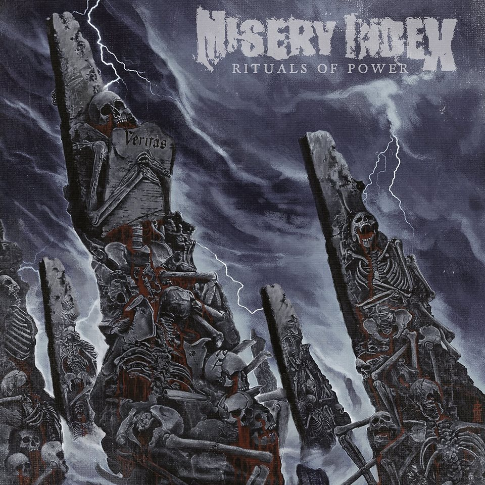 Misery Index- Rituals Of Power