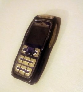Old Nokia 3220