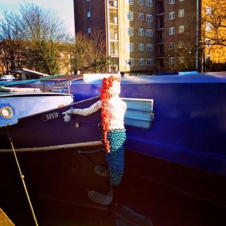 Rope mermaid canal