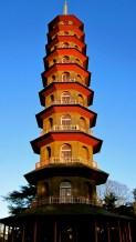 Kew Japanese pagoda