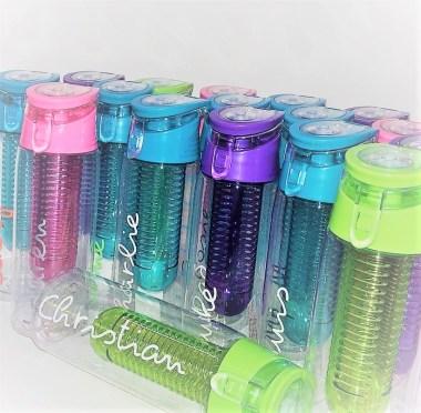 Cherry on Top BPA free Personalised bottles