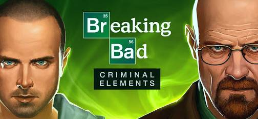 Breaking bad: Criminal elements (top android game 2019)