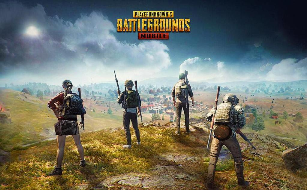 Pubg Mobile (top android game 2019)