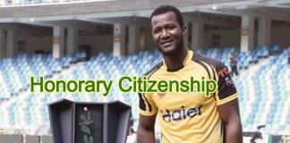 Honorary citizenship