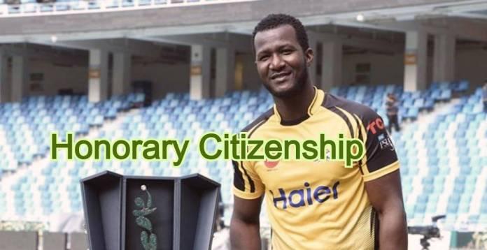 Honorary citizenship