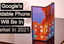 Google's Foldable Phone