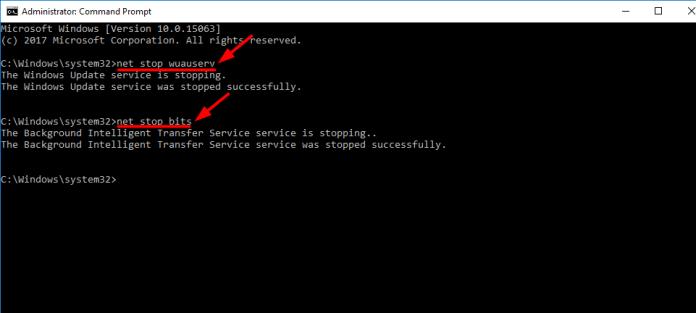 Stop windows 10 Updates