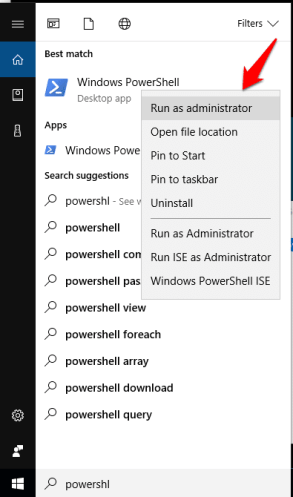 How to remove windows 10 apps using PowerShell