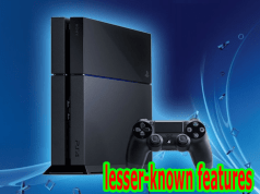 Play station 4 top five lesser-known features