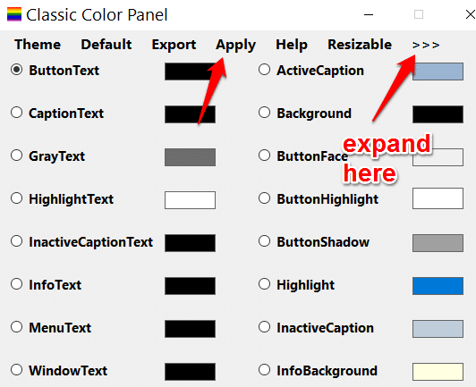 How to customize colors in Windows 10
