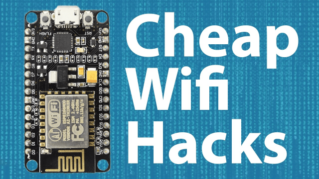 How To Build a Wifi Jammer using Arduino Esp8266