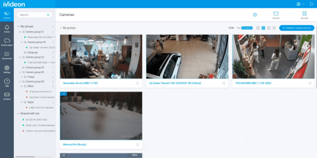 Top 5 Best Free Home Surveillance Software