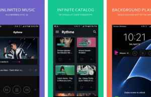 The Amazing Rythme Unlimited Music Free is A Must Have Music App For True Fans of Music
