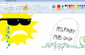 Use Microsoft Paint in your browser