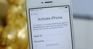Unlock iCloud Activation lock