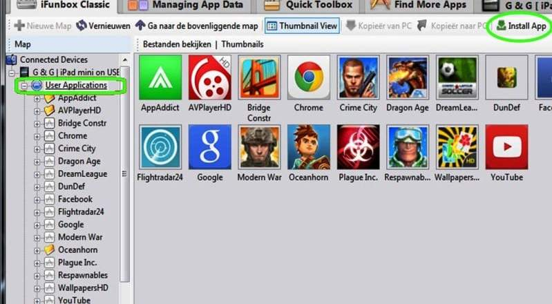 How to Install IPA File on iPhone Without iTunes with iTunes