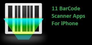 11 Barcode Scanner Apps For iPhone